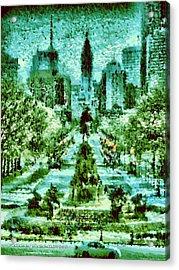 Rocky's View Acrylic Print