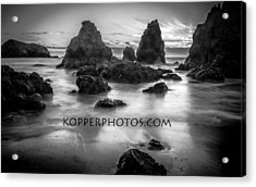 Rodeo Beach  Acrylic Print