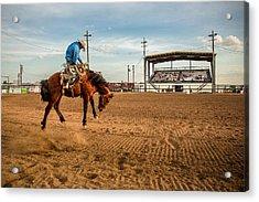Rodeo Days Acrylic Print by Todd Klassy