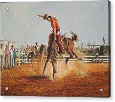 Rodeo Acrylic Print