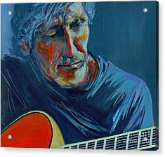 Roger Waters. Do You Think You Can Tell  Acrylic Print
