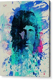 Roger Waters Acrylic Print by Naxart Studio