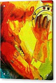 Rogue One Anthology - Pa Acrylic Print by Leonardo Digenio