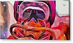 Rogue One Filtered - Pa Acrylic Print by Leonardo Digenio