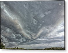 Roiling Acrylic Print