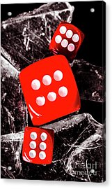 Roll Play Of Still Life Acrylic Print by Jorgo Photography - Wall Art Gallery