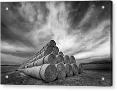 Rollers Acrylic Print