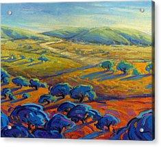 Rolling Hills 3 Acrylic Print