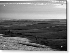Acrylic Print featuring the photograph Rolling Hills by Thomas Bomstad
