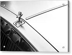 Rolls Royce 1 Acrylic Print by Jez C Self