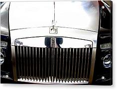 Rolls Royce 2 Acrylic Print by Jez C Self