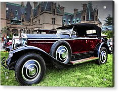Rolls Royce Painted Phantom I Acrylic Print