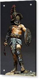 Roman Gladiator - 02 Acrylic Print
