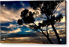 Roman Sunset Acrylic Print