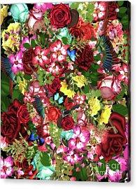 Romantic Mood  Acrylic Print