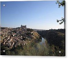 Romantic Toledo Acrylic Print