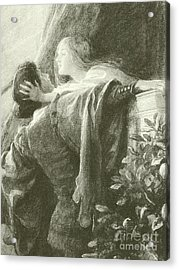 Romeo And Juliet Acrylic Print