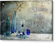 Room For More Acrylic Print by Randi Grace Nilsberg
