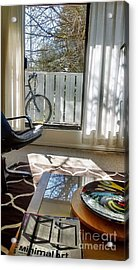 Acrylic Print featuring the photograph Room With A View by Bill Thomson