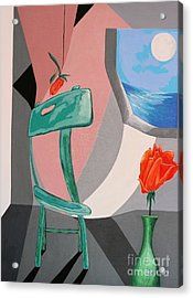 Room With A View #1 Acrylic Print