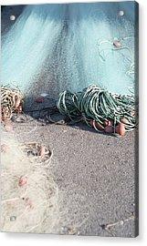 Rope Vision Acrylic Print