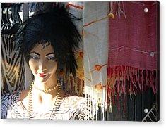 Roquettas 50 Acrylic Print by Jez C Self