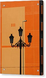 Roquettas 76 Acrylic Print by Jez C Self