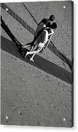Roquettas 82 Acrylic Print by Jez C Self