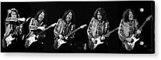 Rory Gallagher 5 Acrylic Print