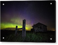 Acrylic Print featuring the photograph Rose Hill by Aaron J Groen