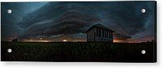 Rose Hill Storm  Acrylic Print