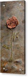 Rose Of Regeneration Acrylic Print