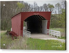 Roseman Covered Bridge - Madison County - Iowa Acrylic Print