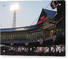 Rosenblatt Stadium Acrylic Print