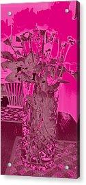 Roses #14 Acrylic Print