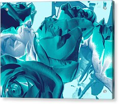 Roses #4 Acrylic Print
