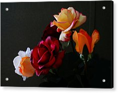 Roses Are Forever 1 Acrylic Print