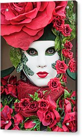 Roses II Acrylic Print by Stefan Nielsen