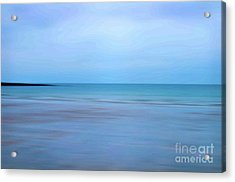 Ross Strand Acrylic Print by Marion Galt