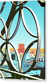 Rotunda Acrylic Print