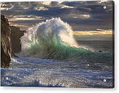 Rough Sea 11 Acrylic Print
