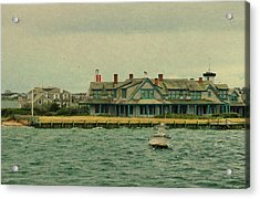 Nantucket Seas   Acrylic Print by JAMART Photography
