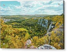 Roussenski Lom Nature Park Acrylic Print