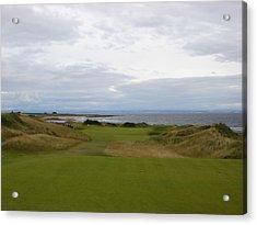 Royal Aberdeen Scotland Golf Acrylic Print