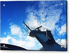Royal Caribbean Cruise Acrylic Print by Infinite Pixels