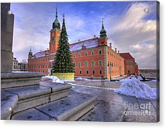 Acrylic Print featuring the photograph Royal Castle by Juli Scalzi
