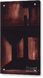 Rt 80 Abstract 2 Acrylic Print