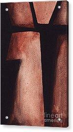 Rt 80 Abstract 4 Acrylic Print