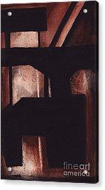 Rt 80 Abstract 5 Acrylic Print