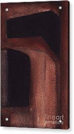 Rt.80 Abstract3 Acrylic Print